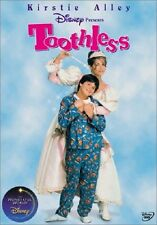 TOOTHLESS (1997 Kirstie Alley) - DVD - Region 1 Sealed
