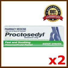 BEST PRICE PROCTOSEDYL OINTMENT 0.5% HAEMORRHOID RELEIF FP 30G DISCOUNT CHEMIST