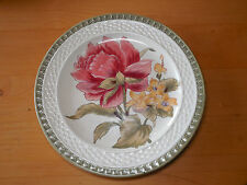 Certified Int'l Raymond Waites BOTANICA Set of 4 Dinner Plates 10 3/4 4 Designs