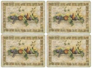 Pimpernel Placemats, Tuscan Palette, Set of 4 (2010642816)