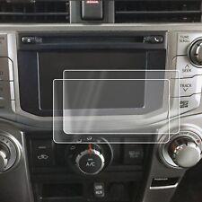 "2 Fits Toyota 4Runner 14-18 Anti Scratch Fingerprint Screen Saver Protector 6.1"""