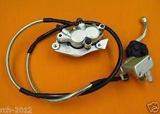 Front Brake Assembly Caliper Master Cylinder For Honda CRF 150F 230F 2003-2014