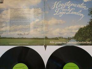 Hoogtepunten van de Lage Landen CIRCLE RECORDS Doppel LP Vinyl