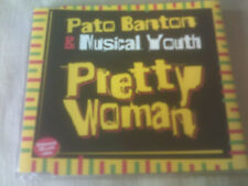 PATO BANTON / MUSICAL YOUTH - PRETTY WOMAN - UK CD SINGLE
