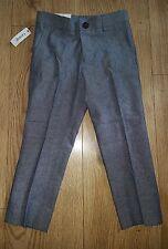 Ragazzi Pantaloni blu 2-3 anni regolabile in vita NUOVO