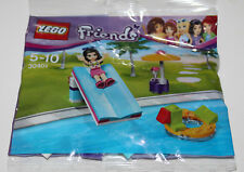 Lego Friends 30401 Emmas Pool Rutsche  Polybag Beutel  NEU