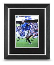 Kenny Miller Signed 10x8 Framed Photo Display Genuine Rangers Memorabilia + COA