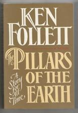The Pillars of the Earth by Ken Follett  (1st Edition) Advance Copy Unbound G...