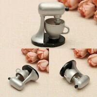 1:12 Miniature Dolls House Food Kitchen Dining Mixer Accessories