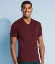 MENS V-NECK T-SHIRT (Sol's Short Sleeve Tee) Victory Clothing TEE - 13 Colours