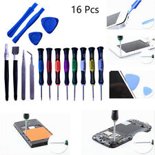 16in1 Mobile Phone Repair Tools Screwdrivers Set Kit For iPad4 iPhone 6 Plus .dr