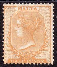 Pre-Decimal Victoria (1840-1901) Malta Stamps (Pre-1964)