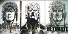 used Hokuto no Ken Ultimate Art Book Fist of the North Star Clipart Japan F/S