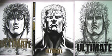 NEW Hokuto no Ken Ultimate Art Book Fist of the North Star Clipart Japan F/S