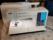 Pfaff Creative Sensation Pro in Excellent Condition! Fully Serviced!