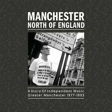 Various - Manchester North of England Sacd7 Cherry Red
