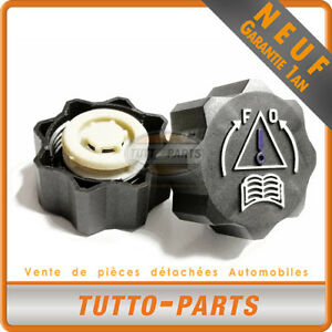 Bouchon Vase d'Expansion Peugeot Citroen 1306E4 1306C9 1306J5 820666 RC218