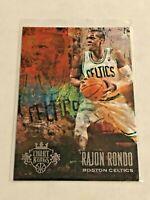 2013-14 Court Kings Basketball Base Card - Rajon Rondo - Boston Celtics