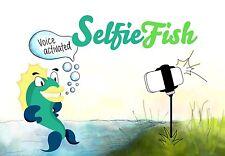 PESCI, Selfie Cellulare Supporto Per La Pesca Pesce. MI piace catturare carpe sono!