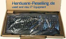IBM Tastatur PS2 Deutsch QWERTZ Schwarz KB-0225 SK-8820 PS-2 PS/2 NEU OVP