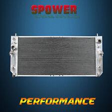 2-Row/CORE Aluminum Radiator For Cadillac Seville SLS STS V8 4.6L AT MT 98-00