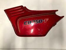 Seitenverkleidung Side Cover Verkleidung Honda CB 900 F 83700-438