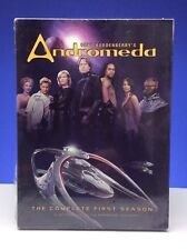 Andromeda - Season 1 Collection (DVD, 2010, 6-Disc Set, Canadian) B770