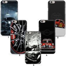 Mini Cooper Car John Works Auto Phone Case Cover iPhone 5 6 7 8 11 12 X Xr XS SE