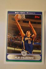 NBA CARD - Topps - Peja Stojakovic - Hornets
