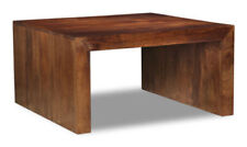 Mango Wood Rectangle Contemporary Coffee Tables