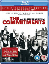 Blu-ray The Commitments 25th Anniversary Edition UK Stock