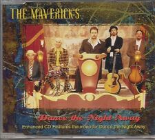 The Mavericks Dance The Night Away UK CD Single