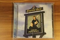 Status Quo - Under the influence (1999) (CD) (Eagle Records – EAGCD076)