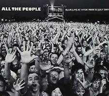 BLUR - ALL THE PEOPLE -2CD   POP-ROCK INTERNAZIONALE