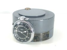 Rare WWII Elgin AN-5740 GCT Navigator Military Army Pocket Watch W/Case,Hamilton