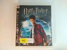 Harry Potter and the Half-Blood Prince - PS3 [Contains Manual] - Free Postage