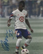 All Star Minnesota United Darwin Quintero Jr Autographed Signed Mls 8x10 Coa #1