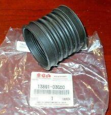 SUZUKI EIGER 400, VINSON 500, KING QUAD,AIR BOX INLET TUBE BOOT 13891-03G00