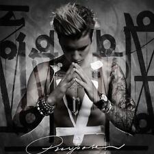Justin Bieber - Purpose (Deluxe Edt.) von Justin Bieber (2015) CD NEU OVP
