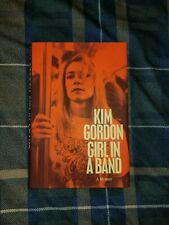 Girl in a Band by Kim Gordon (Hardcover)