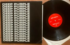 2xLP Deep Purple - Made In Italy 1987  Live Hard Rock