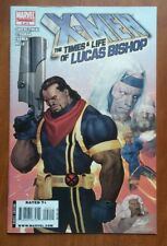 X-Men Times and Life of Lucas Bishop #2 (2009)