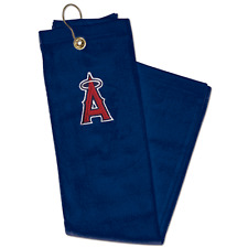 Los Angeles Angels Golf Towel Embroidered
