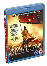 Red Cliff (Blu-ray, 2009) Disc Mint Condition