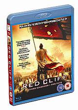 Red Cliff (Blu-ray, 2009) New Sealed Chang Chen, Tony Leung Chiu Wai,