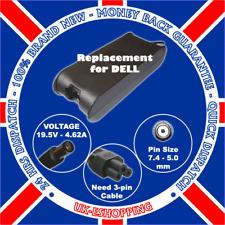 Pour un Dell LA90PS0-00 4,62 DF266 adaptateur chargeur de batterie