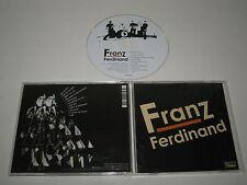 FRANZ FERDINAND/FRANZ FERDINAND(DOMINO/WIGCD136)CD ALBUM