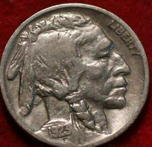 1923-S San Francisco Mint Buffalo Nickel