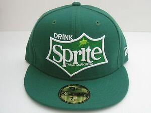 New Era 59fifty SPRITE  cap LIMITED green