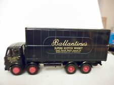 Corgi Classics 26001 Leyland Albion 8 Wheeled Lorry With Container ( BALLANTINES